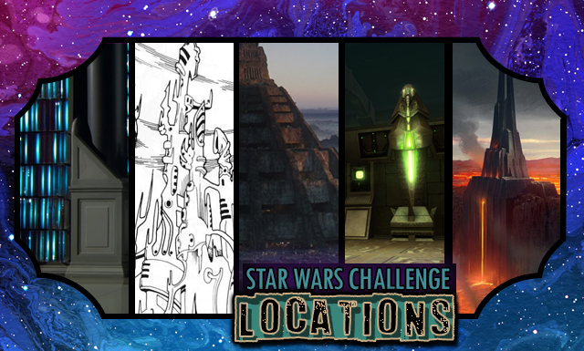 Star Wars Day Challenge: Day 20 - Locations