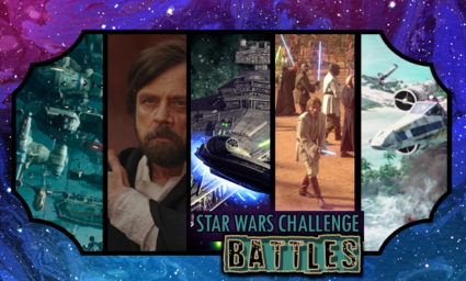 Star Wars Day Challenge: Day 25 - Battles