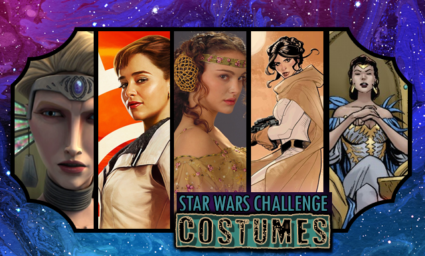 Star Wars Day Challenge: Day 28 - Costumes