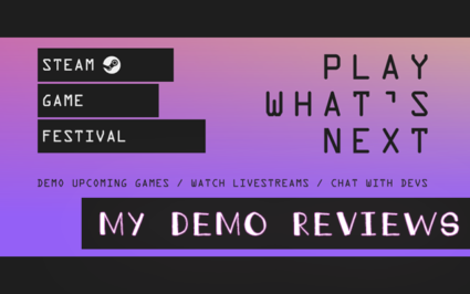 My thoughts on 2 demos from the Steam Game Festival 2021: Hazel Sky and Potion Craft