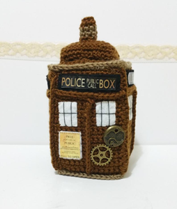 13th Doctor Who Steampunk TARDIS