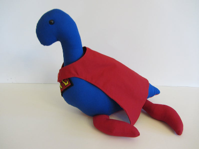 Superman Nessie
