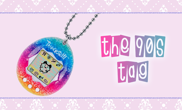 The 90s Tag!