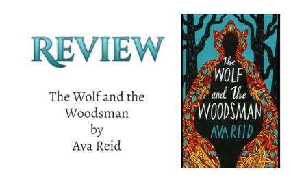 Book review: The Wolf and the Wolfsman.