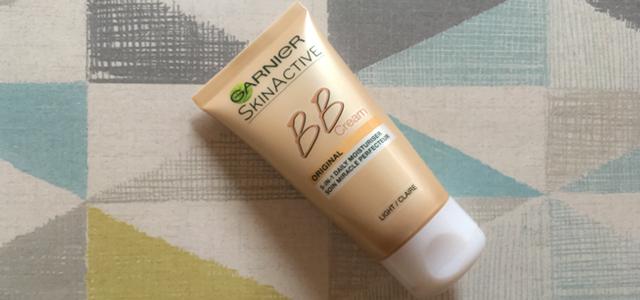Unpopular Opinions Makeup Tag - Garnier BB Cream Original Light Tinted Moisturiser