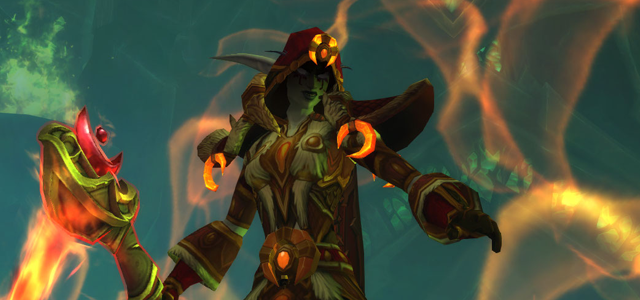 Countdown to Shadowlands Day 1 - 10 facts about my World of Warcraft Characters: My Druid Aleassa