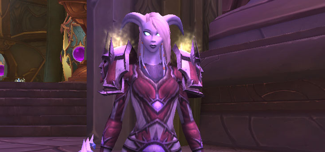 Countdown to Shadowlands Day 8 - Three World of Warcraft Draenei I wish we knew more about: Soulbinder Tuulani