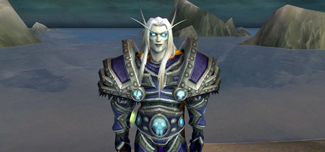 Countdown to Shadowlands Day 11 - Three brilliant blood elves from World of Warcraft: Koltira Deathweaver