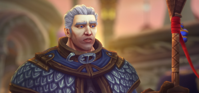 Countdown to Shadowlands Day 14 - Three Human heroes who are absolute legends: Khadgar