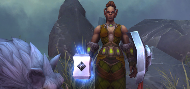Countdown to Shadowlands Day 16 - My three favourite World of Warcraft orcs- Aggra