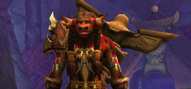 Countdown to Shadowlands Day 8 - Three World of Warcraft leaders I respect and admire: Mayla Highmountain
