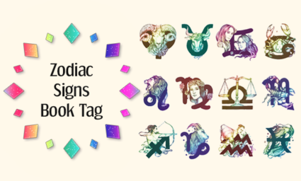 The Zodiac Signs Book Tag