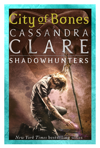 Zodiac Signs Book Tag - City of Bones by Cassandra Clare