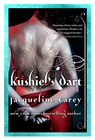 Zodiac Signs Book Tag - Kushiel's Dart by Jacqueline Carey