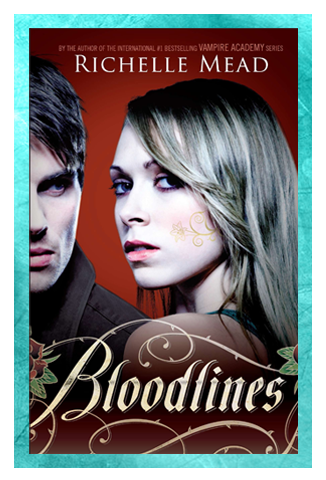 Zodiac Signs Book Tag - Bloodlines by Richelle Mead